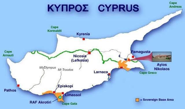 Πώς η υπόθεση της Δημοκρατίας του Μαυρίκιου σχετίζεται με την Κύπρο και τις αγγλικές βάσεις, Γιάννος Χαραλαμπίδης