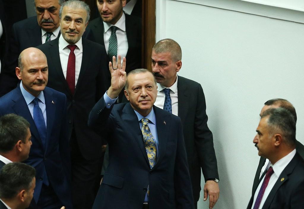 Richard Pérez-Peña, Erdogan Says a Saudi Team Planned Khashoggi's Killing