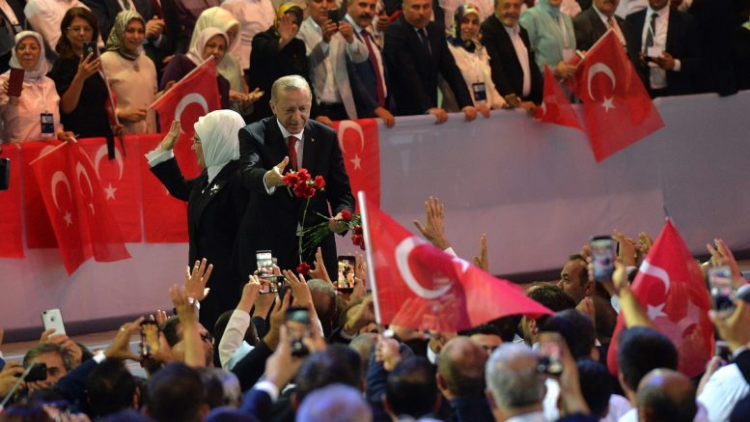 *Ηλίας Κουσκουβέλης, Τουρκία: τα συμπτώματα του «μεγάλου ασθενούς»