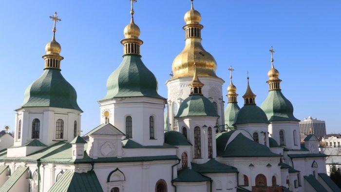 Ηλίας Κουσκουβέλης, Παύλος Σεραφείμ, The Ecumenical Patriarchate and the Ukrainian Church Crisis
