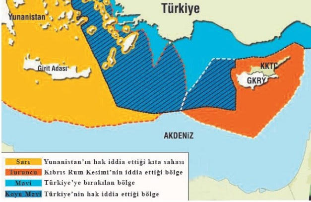 Salim Kahraman, Turkey is determined, but alone in the Mediterranean to hunt for oil and gas