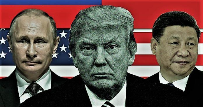 Διονύσης Τσιριγώτης, Το ασταθές τρίγωνο ΗΠΑ-Ρωσία-Κίνα