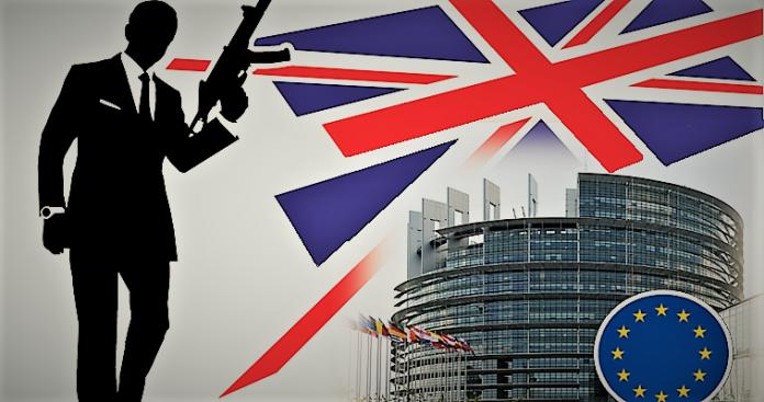Γιάννης Κωνσταντόπουλος, Η αθέατη πλευρά του Brexit – Κατασκοπεία και πληροφόρηση