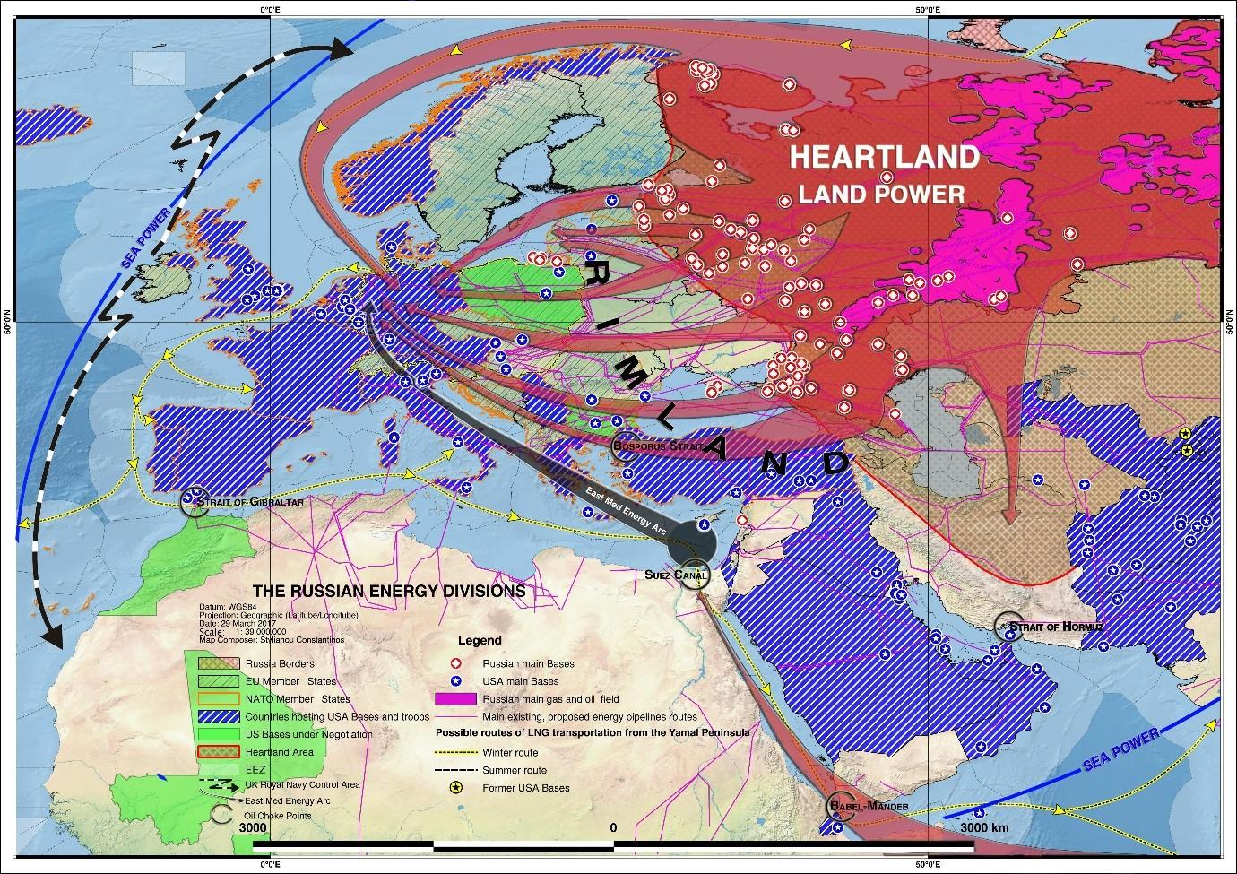 Γιάννος Χαραλαμπίδης, Βρυχηθμός ρωσικής αρκούδας… στην τουρκική γλώσσα