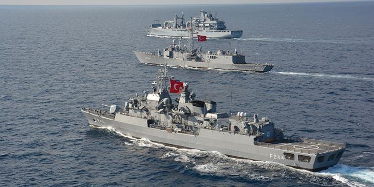 Γιάννος Χαραλαμπίδης, Μέχρι που μπορεί να φτάσει η Τουρκία με τη Γαλάζια Πατρίδα (Bίντεο)