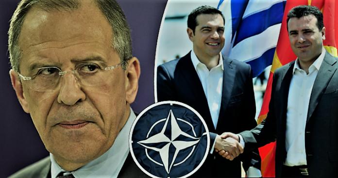 Παναγιώτης Ήφαιστος,Οι δηλώσεις Λαβρόφ ή η Ελλάδα στις συμπληγάδες