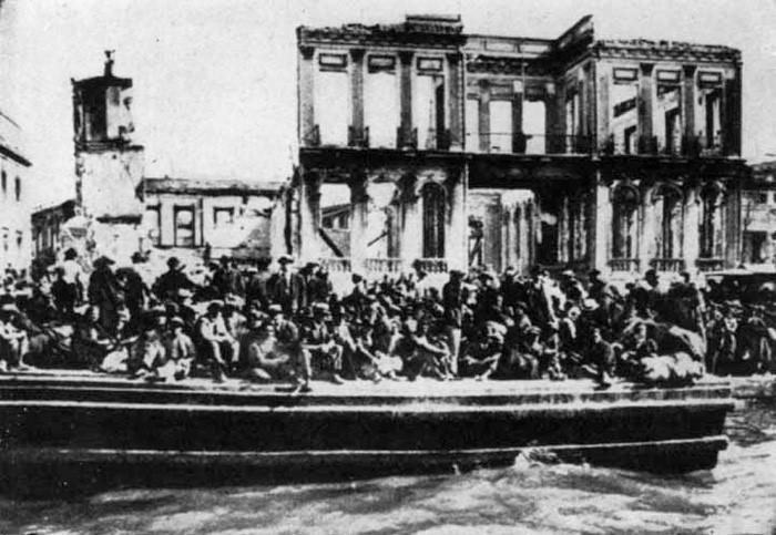 Διονύσης Τσιριγώτης, Η Ελλάδα στη Μικρά Ασία. Σκέψεις με αφορμή τη συμπλήρωση των εκατό χρόνων από την αποβίβαση των ελληνικών στρατιωτικών δυνάμεων στη Σμύρνη.