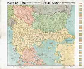 Διονύσης Τσιριγώτης, Το νέο γεωπολιτικό παιγνίδι στα Βαλκάνια.