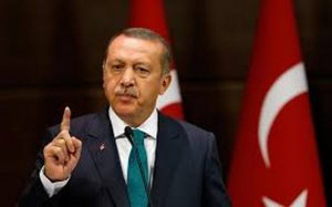 Turkish Prime Minister Tayyip Erdogan addresses the 66th United Nations General Assembly at U.N. headquarters, in New York