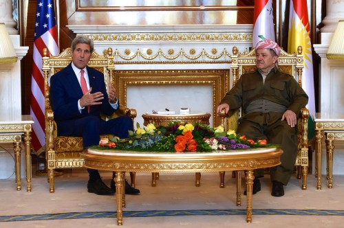 BARZANI-KERRY01-24JUNE2014-500x332