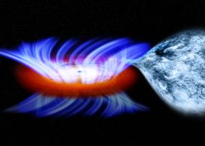 Το εντυπωσιακό φαινόμενο παράγει ένα πανίσχυρο άνεμο
