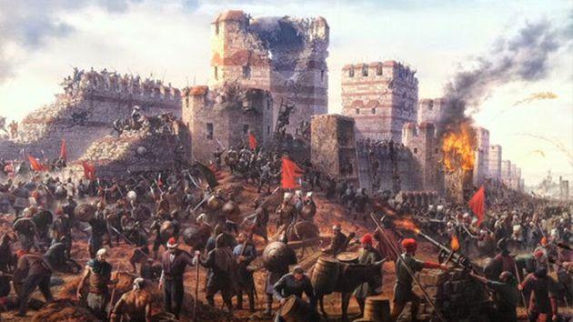 Η Άλωση της Βασιλεύουσας Πόλης και η διαμόρφωση του σύγχρονου κόσμου  Το Βυζαντινό Κοσμοσύστημα και ο προσανατολισμός προς ένα μετακρατοκεντρικό κόσμο ανεξάρτητα του πότε θα έλθει.