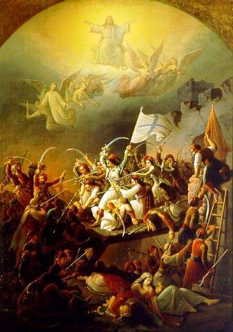 Π. Ήφαιστος, Η εθνεγερσία του Ελληνικού έθνους.Η Επανάσταση, η Ευρώπη και η κατανόηση του σήμερα.