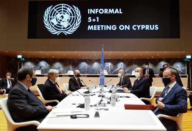 Π. Ήφαιστος, Κυπριακό-Ελληνοτουρκικά μετά τη Γενεύη: Επιτακτική ανάγκη νέας στρατηγικής. Δεν καταργείται η Κυπριακή Δημοκρατία. Αποφάσεις συμβατές με τον Χάρτη του ΟΗΕ και την πράξη προσχώρησης στην Ε.Ε.